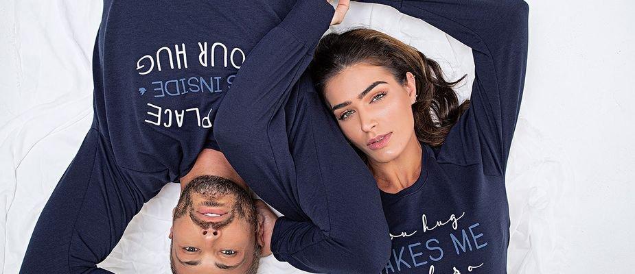 Dia dos Namorados x Pijamas